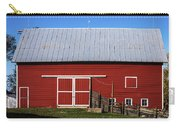 Nice Red Barn Carry-all Pouch