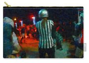 Night At The Roller Derby Carry-all Pouch