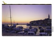 Night In Rovinj Carry-all Pouch