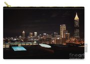 Night Lights Of Atlanta Carry-all Pouch