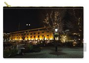 Night View Of St Katherines Dock London Carry-all Pouch