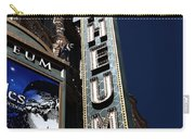 Nightfall At The Orpheum - San Francisco California - 5d17991 Carry-all Pouch