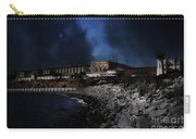 Nightfall Over Hard Time - San Quentin California State Prison - 5d18454 Carry-all Pouch