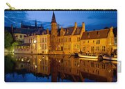 Nighttime Brugge Carry-all Pouch