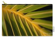 Niu - Cocos Nucifera - Hawaiian Coconut Palm Frond Carry-all Pouch