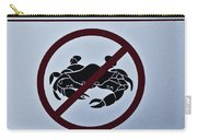 No Crabbing Carry-all Pouch