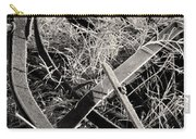 No More Plowing Carry-all Pouch by Ron Cline
