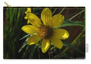 Nodding Bur Marigold Carry-all Pouch