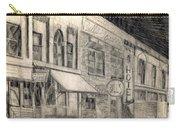 Noir Street Carry-all Pouch