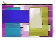 Nombre Abstrait 11 Carry-all Pouch