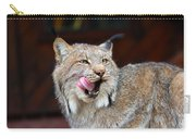 North American Lynx Carry-all Pouch