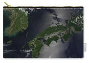 North And South Korea, And The Japanese Carry-all Pouch