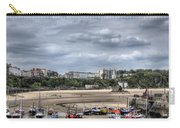 North Beach From Tenby Harbour Carry-all Pouch