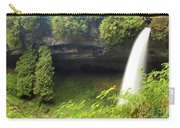 North Falls At Silver Falls Carry-all Pouch