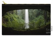 North Falls Oregon 2 Carry-all Pouch
