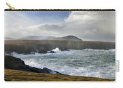 North Mayo, Co Mayo, Ireland Sea Cliffs Carry-all Pouch