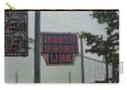 North Shore Line Signage Digital Art Carry-all Pouch