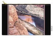 North Side Of Horseshoe Bend Carry-all Pouch