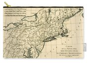 Northeast Coast Of America Carry-all Pouch