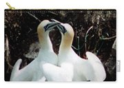 Northern Gannets Carry-all Pouch