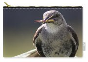 Northern Mockingbird - Lunch Is On The Way Carry-all Pouch
