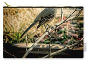 Northern Mockingbird On The Highline Carry-all Pouch