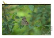 Northern Pearly Eye Butterfly Carry-all Pouch
