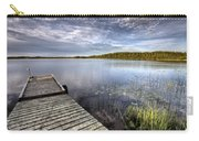 Northern Saskatchewan Lake Carry-all Pouch