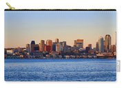 Northwest Jewel - Seattle Skyline Cityscape Carry-all Pouch
