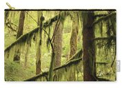 Northwest Mossy Tree Carry-all Pouch