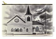 Norwegian Church Cardiff Bay Cream Carry-all Pouch