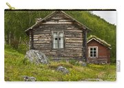 Norwegian Timber House Carry-all Pouch