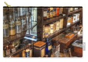 Nostalgia  Pharmacy Carry-all Pouch by Bob Christopher