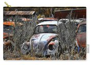 Not Herbie The Love Bug Carry-all Pouch