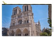 Notre Dame Cathedral Paris France Carry-all Pouch
