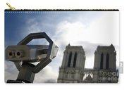 Notre Dame De Paris. France Carry-all Pouch