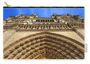 Notre Dame Details 7 Carry-all Pouch