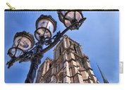 Notre Dame Tower Carry-all Pouch
