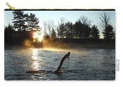 November Morning Mist Carry-all Pouch