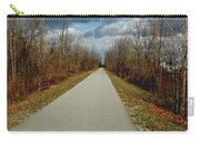 November On Macomb Orchard Trail Carry-all Pouch