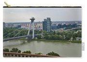 Novy Most Bridge - Bratislava Carry-all Pouch
