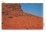 Nubian Camel Rider Carry-all Pouch by Tony Beck