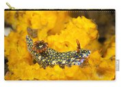 Nudibranch On Sponge Carry-all Pouch