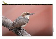 Nuthatch - Bird - Barn Roof Carry-all Pouch