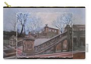 Nyc Bethesda Stairs Layered Carry-all Pouch
