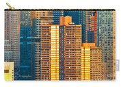 Nyc Colors And Lines IIi Carry-all Pouch