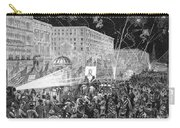 Nyc: Democrat Parade, 1876 Carry-all Pouch by Granger