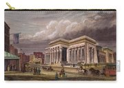 Nyc: The Tombs, 1850 Carry-all Pouch