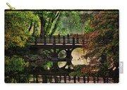 Oak Bridge In Fall Carry-all Pouch