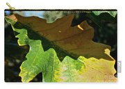 Oak Leaf Autumn Carry-all Pouch
